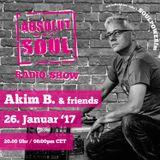 Absolut Soul Show /// 26.01.17 on SOULPOWERfm