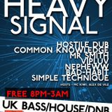 Set from Heavy Signal @ The Silver Bullet 01/08/2013