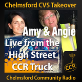 Rock Show CVS Takeover @CCRRockShow - Angie (with Amy & Hal) - 03/06/14 - Chelmsford Community Radio