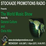 The World Music Show 18th January 2017