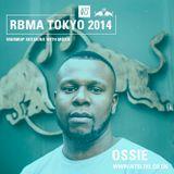Ossie w/ Moxie - RBMA Tokyo 2014