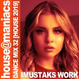 """""""house@maniacs"""" DANCE MIX 32 [HOUSE 2019] NONSTOP"""