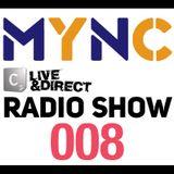 MYNC presents Cr2 Radio Show 008 13.05.11 [Hour 1]