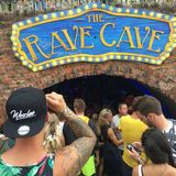 Wezlee at Rave Cave, Tomorrowland 2017