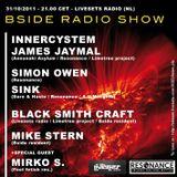 Sink @ Bside show (31-10-2011)