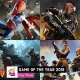 Game of the Year 2018: Day Three