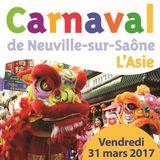Carnaval Neuville sur Soane - Radio Kids