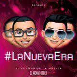 La Nueva Era Mixtape - Episode 1 (@IAMDJLED & @DJRican317)
