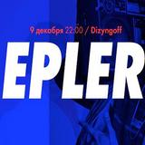 epler @ Dizyngoff , Odessa (10-12-16)