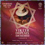 VIKTER DUPLAIX (DJ Set) at Ichu Terraza, Dec 6th, 2018