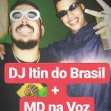 Itin do Brasil part. MC. Md na Voz - Ritmo de Favela em Brasília (Canteiro Central 29/03/2019)
