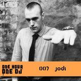 #007 - Jodi - DnB