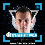 Alex NEGNIY - Trance Air #416 [ #138 special ] [English vers.]