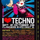 DSOTW Classics: Valentino Kanzyani @ I Love Techno 2006