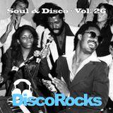 DiscoRocks' Soul & Disco - Vol. 26: Floorfillers