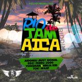 Rio De Jamaica Riddim Mix Promo (Ballaz Prod.-2013) - Selecta Faza K.