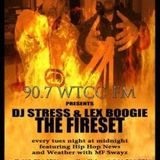 Fire Set Show with DJ Jay One, Domingo and Krumb Snatcha Sept. 24 2006 call in from Ras Kass