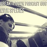 Break it Down Podcast #06 with Species