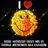 House Anthology part 8 guest mix by Thomas Joergensen aka GadaGong