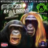 MTG Exclusive Mix By FA73 From FDBE Radio & Linda B From ALLFM Breakbeat Show
