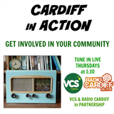 Cardiff in Action #189   Show Racism The Red Card + exclusive interview with Dan Curtis, Music Man