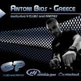 Antoni Bios Exclusive Set 4 CLUBS and PARTiES & DJ Conexion GLOBAL RADIO - RADIO CRONICAS - LANZAROT