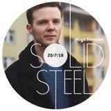 Solid Steel Radio Show 20/7/2018 Hour 1 - Hugo Massien
