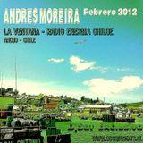 Andres Moreira @ La Ventana - Radio Energía Chiloe 2012