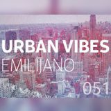 Emilijano - Urban Vibes 051 [DI.FM] (October 2015)