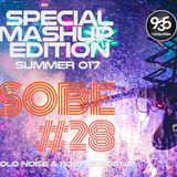SOBE#28 MASHUP EDITION SUMMER 017 - The Radio Show with Paolo Noise & Roby Giordana