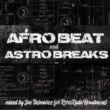 Afro Beat and Astro Breaks mixed by Joe Belmarez