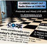 VOL 4 DJMUSICJAC CLUB MUSIC RADIO SHOW at CORE FM on Sunday 6th December 2015
