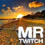 Mr Twitch - Lounge Party Mix (Live @ Pura Vida Bar, Mimizan Plage, France, 22-08-2015)