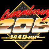 Rosko, Kid Jensen, Kenny Everett and Shaun Tilley - Luxy Legends December 1992