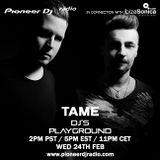 TaMe (Feb 2016) - Pioneer DJ's Playground