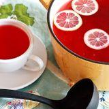 Cranberry Tea 12.09.14