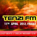 Deejay Messier's Sexy Sleazy Beats Mix # Tenzi.FM # 11 May 12