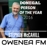 Owenea FM: The Late Brunch with Bosco feat. Donegal Person Of The Year Stephen McCahill - 21/01/2017