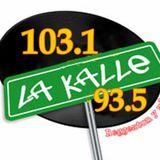 LA KALLE 103.1 & 93.5 FM-RADIO MIX 4.13.2007