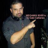 Megamix 8090´s  -Dj Gabi Cattaneo