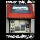 HipHopPhilosophy.com Radio - 10-30-17 - Monday Night Fresh