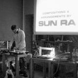 dj Czarny Latawiec set at Falanster 6.11.2012