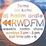 5ks till Kuta with Halim Ardie may 11th