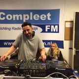 Dave Delacosta live on compleet FM DJ Live 2 dec