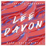 """BeatChronic presents """"Maybe Belgium"""" #10 : Lee Davon"""