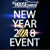 """DJ ATHAN' pres. **New Year's Eve** Guest Mix on """"My House Radio"""" (N.Y.C.) (2017 Dec. 31)"""