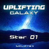 Uplifting Galaxy - Star 01