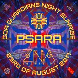 Psara @ ZNA 2017 - Goa Guardians Night Sunrise