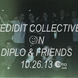 Diplo and Friends on BBC Radio 1Xtra Ft Wedidit Collective 10/27/13