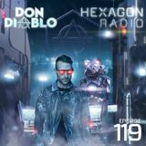 Don Diablo : Hexagon Radio Episode 119